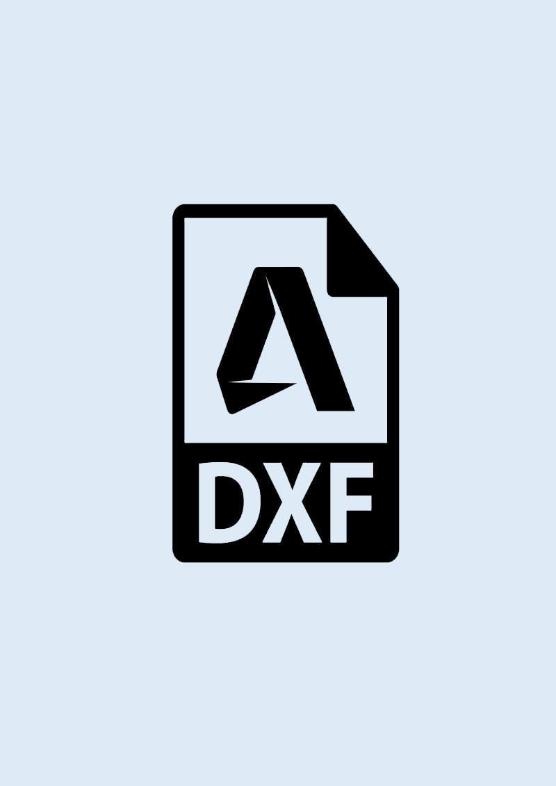 SmartFan D Zeichnungen [DXF]