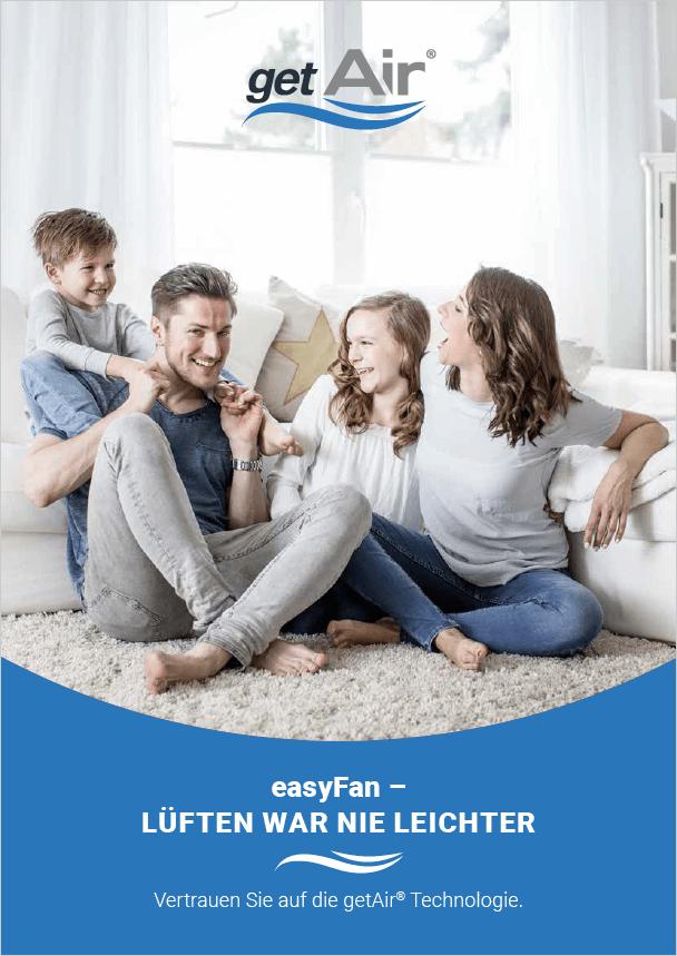 Produktbroschüre – easyFan