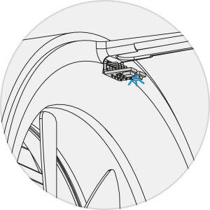 Plug-in sensor