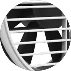 Reversible fan