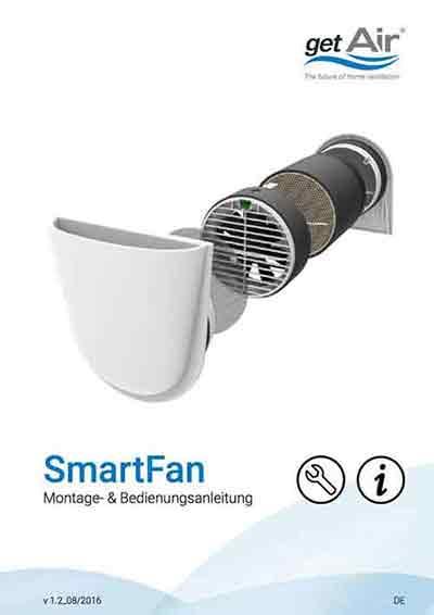 SmartFan Montage- und Bedienungsanleitung deutsch