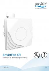 SmartFan XR Montage- und Bedienungsanleitung