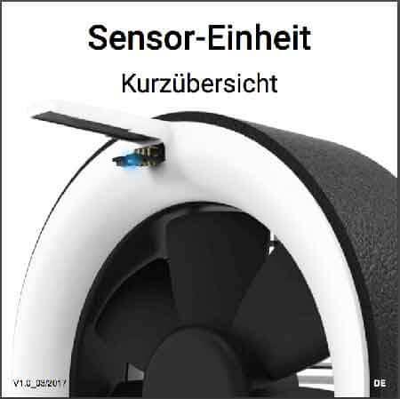 Sensorik Einheit Kurzübersicht