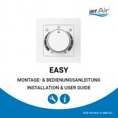 EASY Steuerung Montage- und Bedienungsanleitung