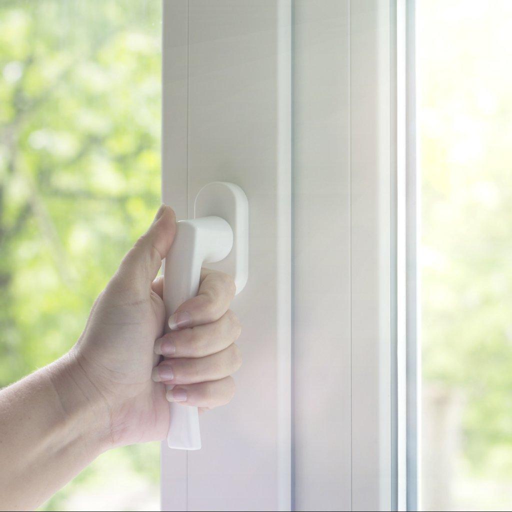 Lüften trotz gechlossener Fenster – der optimale Einbruchschutz