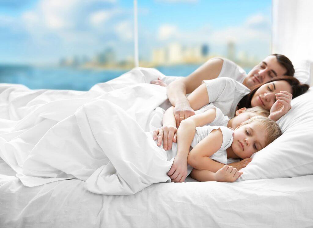 Genießen Sie einen ruhigen Schlaf – dank der dezentralen Wohnraumlüftung