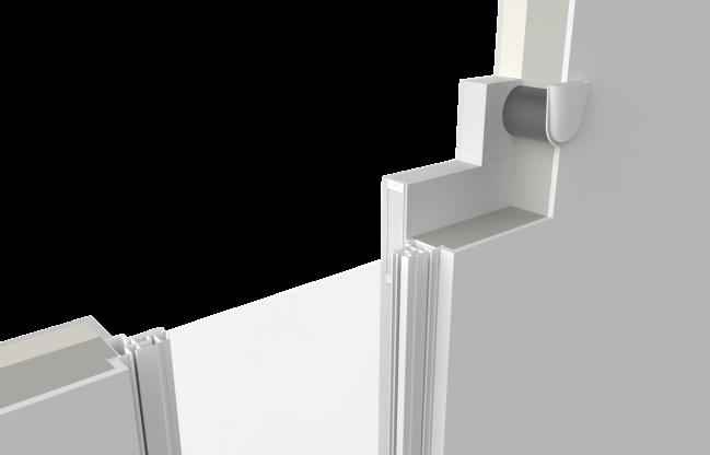 Dezentrale Wohnraumlüftung bei dünnen Wänden