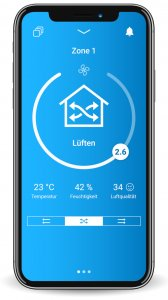 getair pm smartcontrol hub und app motiv 3