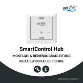 SmartControl Hub – Montage- & Bedienungsanleitung